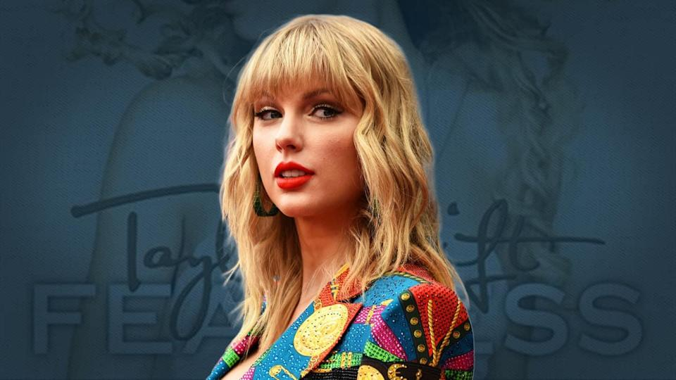 Taylor Swift shares an unreleased song,