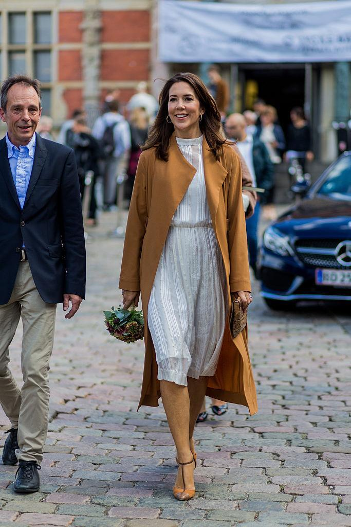 <p>Giving the Duchess of Cambridge a run for her money for the title of most fashionable royal while attending Copenhagen Fashion Week. <i>(Photo by Christian Vierig/Getty Images)</i><br></p>