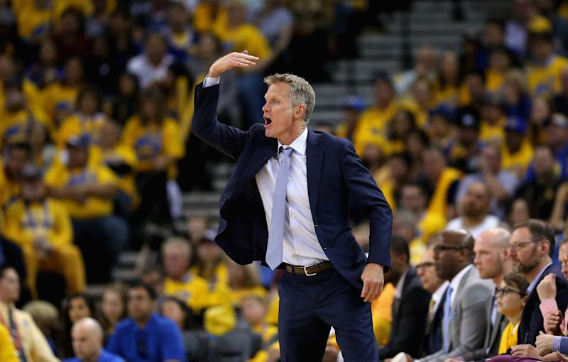The Dub Sack: Warriors Easily Win Game 1, Remain Perfect In Playoffs