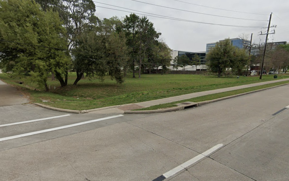 Alexis Sharkey's body was found on the side of road at 1000 Red Haw Lane on November 28. Source: Google Maps