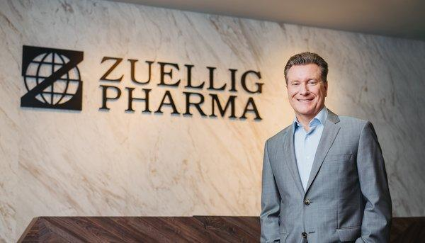 John Graham, Zuellig Pharma's newly appointed Chief Executive Officer