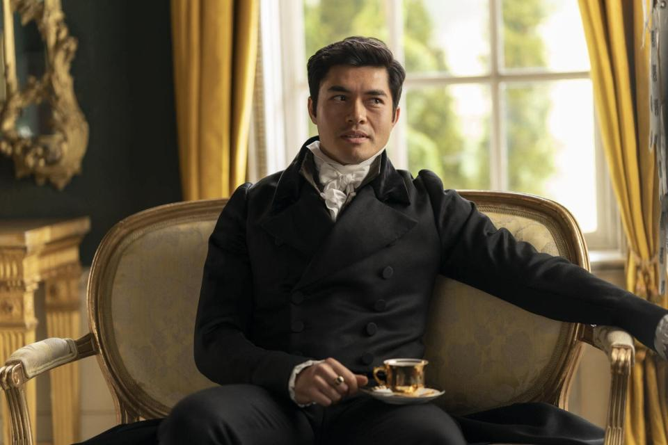 Henry Golding Persuasion
