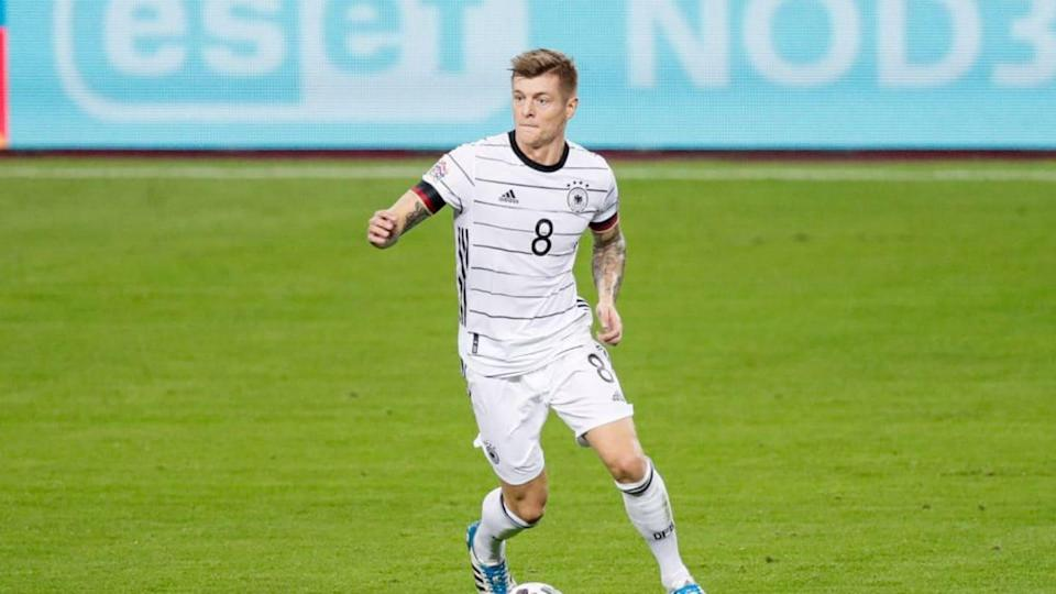 Toni Kroos | Soccrates Images/Getty Images
