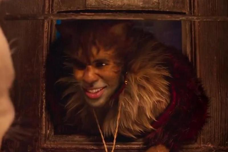 The Cats visual effects were considered to be 'creepy' ()