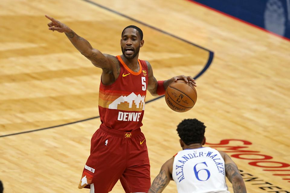 Denver Nuggets forward Will Barton will re-sign with the team on a two-year, $32 million deal. (Chuck Cook/USA TODAY Sports