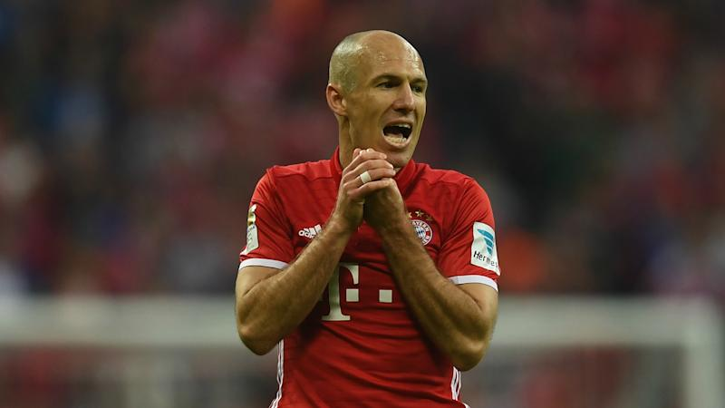 Real Madrid's 4-0 Munich win is forgotten, claims Robben