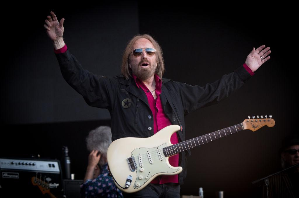 Tom Petty performs in Hyde Park on July 9, 2017, in London. (Photo: Samir Hussein/Redferns)