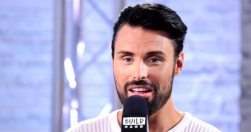 Rylan Clark-Neal has a new radio gig. (PA Images)