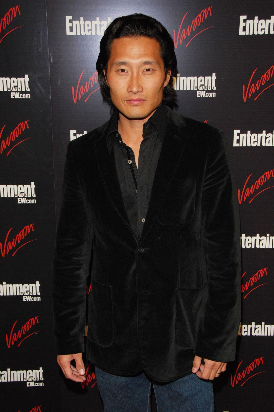 <p>Kim, who was starring in Lost in 2008, absolutely smouldered at 40. </p>