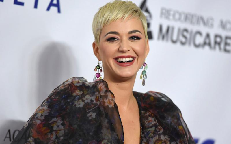 Katy Perry faces two accusations of sexual misconduct - Invision