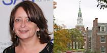 """<p><strong>Dartmouth College</strong></p><p>At Dartmouth, Dratch majored in drama and psychology. She was also a member of the improvisational comedy group """"Said and Done.""""</p>"""