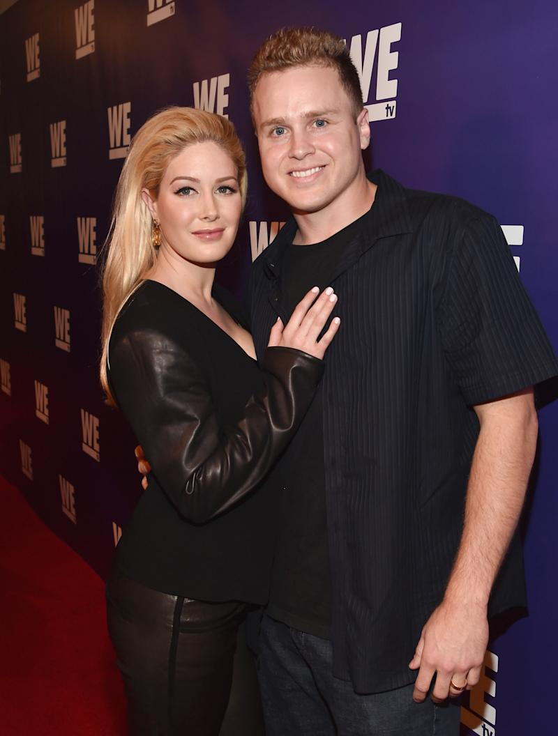 Heidi Montag and Spencer Pratt Are Expecting a Baby