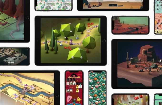 Apple apple arcade launches on app store sept 19 091619