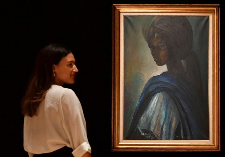 Ben Enwonwu's painting of a Yoruba princess became a symbol of national reconciliation at a delicate time in Nigeria's history