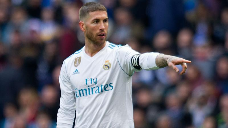 We'll do what the coach tells us - Ramos shrugs aside guard of honour row