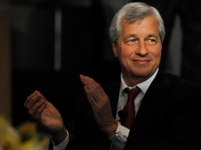 JPMorgan just promoted 120 bankers to managing director, and