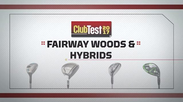 ClubTest 2017: 34 new hybrids and fairway woods