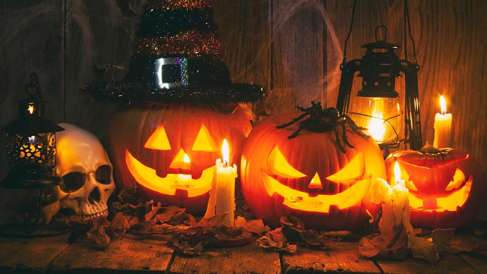 There's never been a better time to buy and save on discount Halloween decorations.
