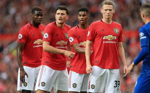 Maguire impressed on his debut for United - Credit: Getty Images