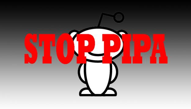 SOPA 'shelved' indefinitely, but Reddit's Jan. 18 blackout is still on, as PIPA fight continues