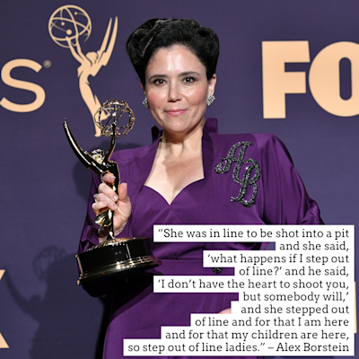 the most inspiring moments from the 2019 emmys