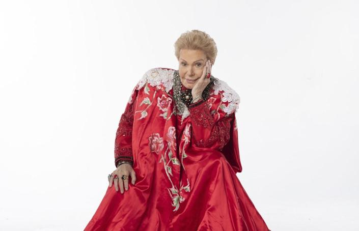 """The new documentary """"Mucho Mucho Amor: The Legend of Walter Mercado"""" profiles the late Puerto Rican astrologer. <span class=""""copyright"""">(Giovan Cordero Colon)</span>"""