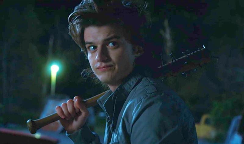 an analysis of the chapter six of the stranger Chapter six: the monster poster  natalia dyer and charlie heaton at an event for stranger things (2016) winona ryder at an  plot summary | add synopsis.