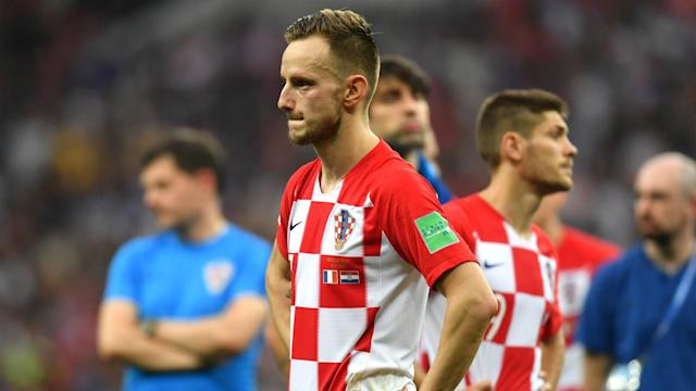 Decisions went against Croatia in the World Cup final and midfielder Ivan Rakitic is still not happy with the way VAR was used.