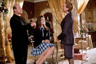 """<p>Mia Thermopolis's transformation into the princess of Genovia is a light and funny coming-of-age tale we can watch over and over again. <a class=""""link rapid-noclick-resp"""" href=""""https://www.popsugar.co.uk/Anne-Hathaway"""" rel=""""nofollow noopener"""" target=""""_blank"""" data-ylk=""""slk:Anne Hathaway"""">Anne Hathaway</a> brings Mia to life with a strong sense of humor and plenty of grace, and the movie's love triangle is the perfect subplot for a story that devotes so much time to hilarious royal etiquette lessons.</p> <p><a href=""""https://www.disneyplus.com/movies/the-princess-diaries/4Ci5hx4e0OOI"""" class=""""link rapid-noclick-resp"""" rel=""""nofollow noopener"""" target=""""_blank"""" data-ylk=""""slk:Watch The Princess Diaries on Disney+ now."""">Watch <strong>The Princess Diaries</strong> on Disney+ now.</a></p>"""