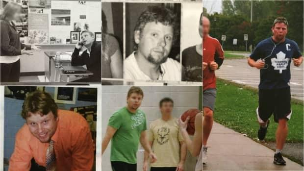 Former teacher Jeff Peters pleaded guilty in April to the sexual assault of two former students. These are photos of Peters found in high school yearbooks.