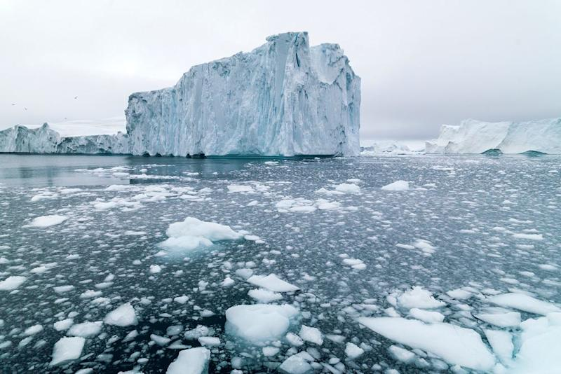 Mike Pompeo Says Melting Sea Ice Could Be Good for 'Trade'