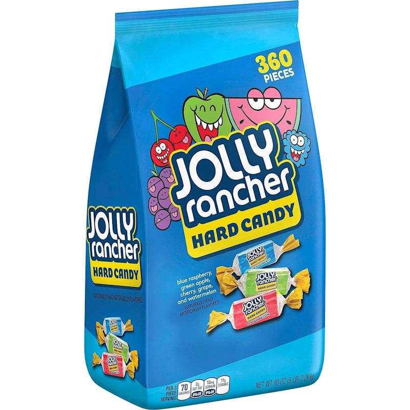 Save 25 percent on Jolly Rancher hard candy. (Photo: Amazon)