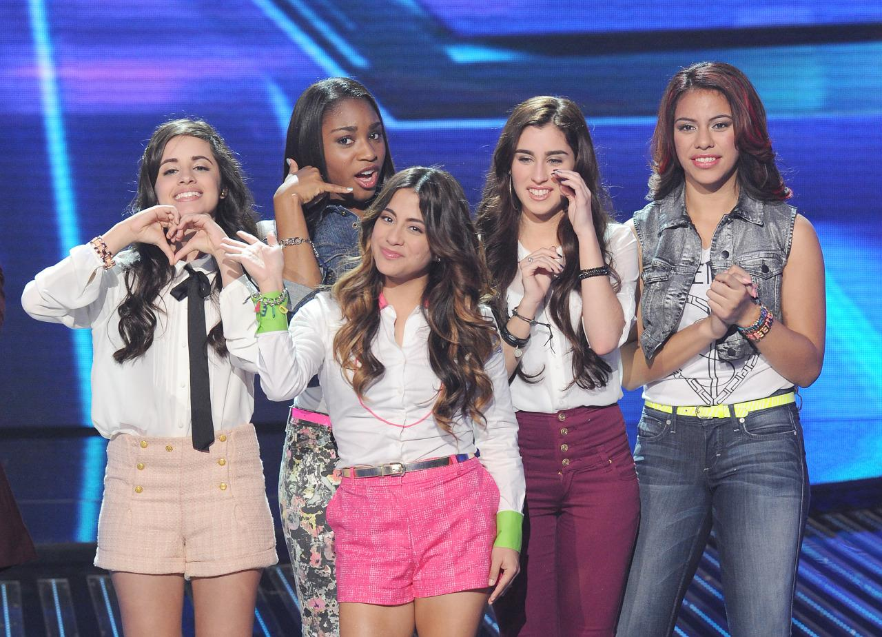<p>Yes, 5H got their start on 'The X Factor USA' Season 2, when they were put together by mentor Simon Cowell (after the members auditioned separately as solo singers). But you'd be forgiven for forgetting all that, since they changed their name three times (from the Lylas to 1432, before finally settling on Fifth Harmony) – plus, the ratings weren't all that great for 'The X Factor USA,' anyway. Despite these setbacks, the third-place girl group went on to great success after signing a joint deal with Cowell's Syco Music and ex-judge L.A. Reid's Epic Records – releasing a gold-selling top five album and racking up several platinum singles. This makes them by far the most successful act spawned by the American version of 'The X Factor.' Simon at least got one thing right with that show!</p>