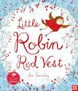 "<p><a class=""link rapid-noclick-resp"" href=""https://go.redirectingat.com?id=127X1599956&url=https%3A%2F%2Fwww.johnlewis.com%2Flittle-robin-red-vest-children%27s-book%2Fp4341553&sref=https%3A%2F%2Fwww.housebeautiful.com%2Fuk%2Flifestyle%2Fshopping%2Fg28842443%2Fjohn-lewis-christmas-toys-2019%2F"" rel=""nofollow noopener"" target=""_blank"" data-ylk=""slk:BUY NOW"">BUY NOW</a></p><p>Story time is set to get festive with this must-read children's book. </p>"