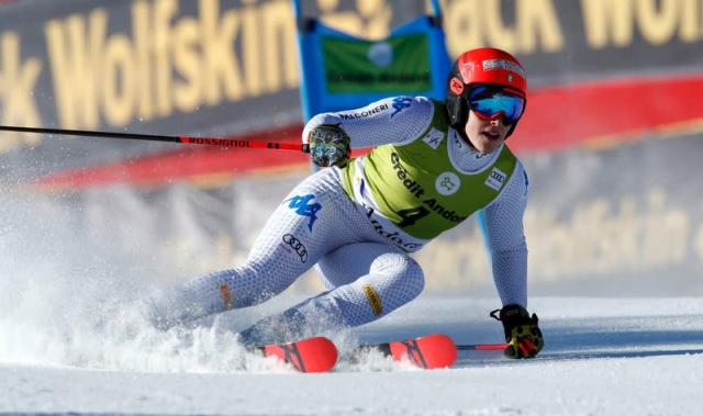 FIS Alpine Skiing World Cup Finals - Women's Giant Slalom