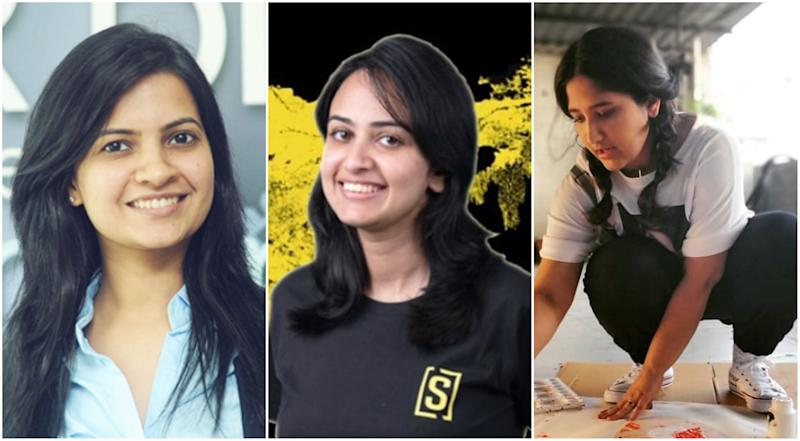 Eliminating gender gap: Women who made it big in tech in their 20s