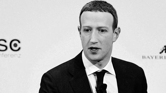 Mark Zuckerberg. (Tobias Hase/Picture Alliance via Getty Images)