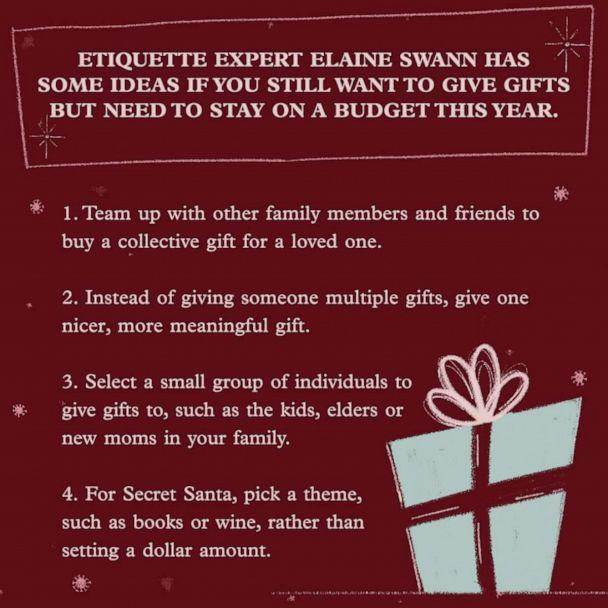 Gift-Giving Etiquette During COVID-19 (ABC News Photo Illustration)
