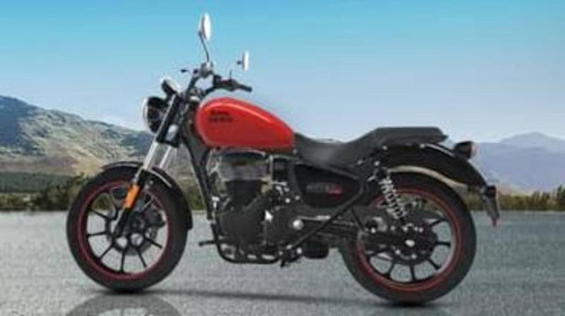 Royal Enfield Meteor 350 to be launched in September