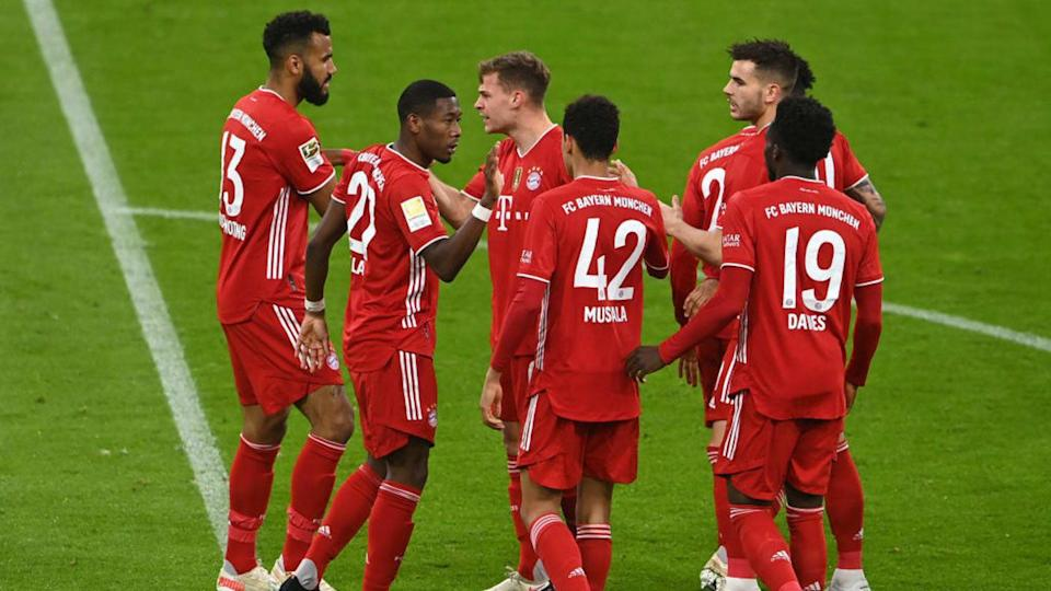 FC Bayern Muenchen v Bayer 04 Leverkusen - Bundesliga | Pool/Getty Images