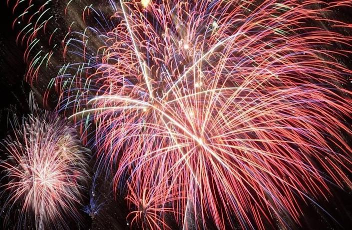 Overland Park's Fourth of July fireworks display will take place at Corporate Woods.