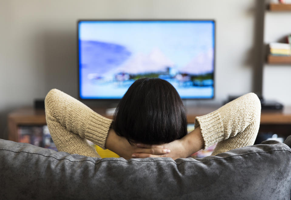 Watching old films can be comforting during unsettling times. (Getty Images)