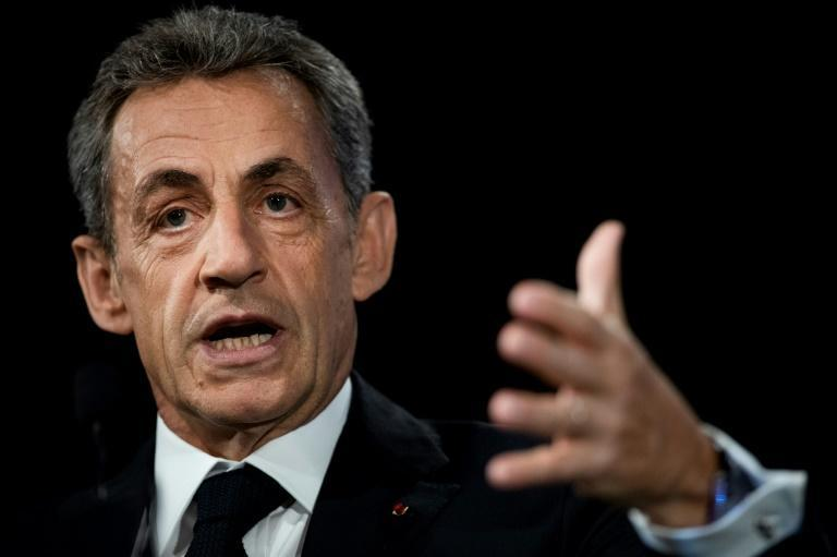 Nicolas Sarkozy risks up to 10 years in prison on charges of bribery and influence peddling.