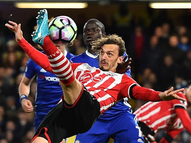 Gabbiadini bagged an assist at the Bridge (Getty)