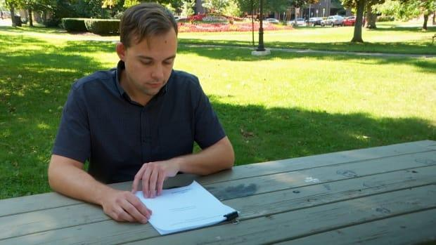 Robert Zilke, a planner with the City of Charlottetown, says while the city wants to follow through with regulation, STRs do have their place.  (Sheehan Desjardins/CBC - image credit)