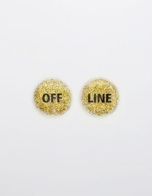 <p>They'll smile receiving these <span>Aerie Offline Eye Gels</span> ($5) in their stocking.</p>