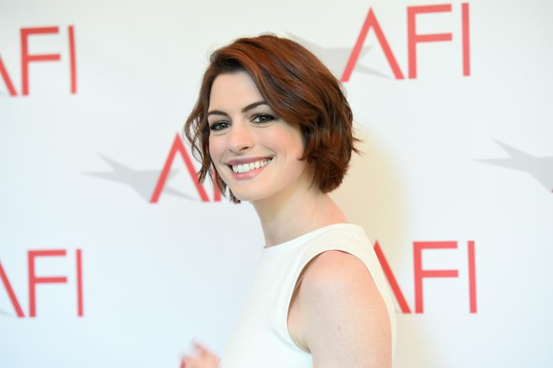 Anne Hathaway Admits She Thinks She Didn't Trust the Director of One Day Because She Was a Woman