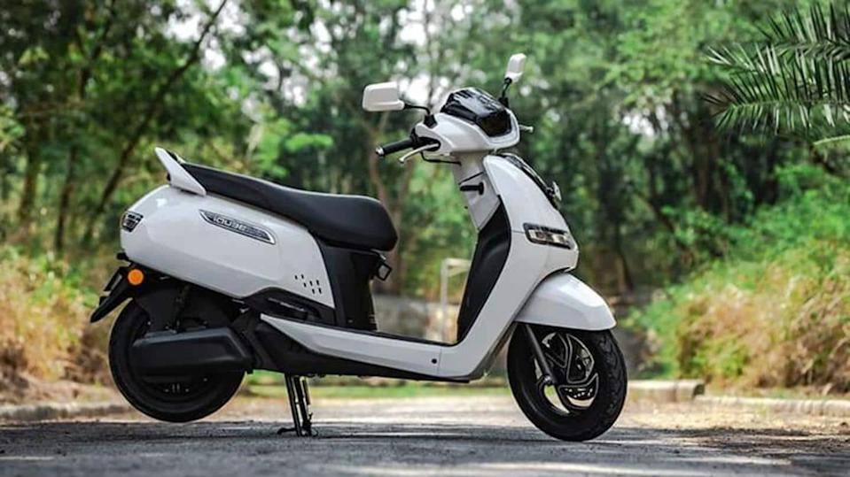 TVS launches iQube e-scooter at Rs. 1.08 lakh in Delhi