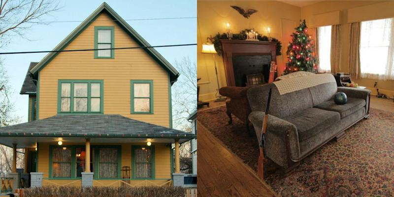 Christmas Story House.You Can Stay Overnight In The Christmas Story House This