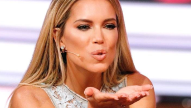 ​The ex-wife of former Tottenham midfielder Rafael van der Vaart has revealed she is helping to keep German side Hannover motivated by performing a dressing room striptease...sort of. Slyvie Meis was married to van der Vaart for eight years before the couple split up in 2013. Now a German TV personality, the Dutch model has revealed (via the Sun) that a cardboard cut-out of her wearing very little has been placed in German second division side Hannover's dressing room, in a move that appears...